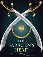Saracens Head graphic
